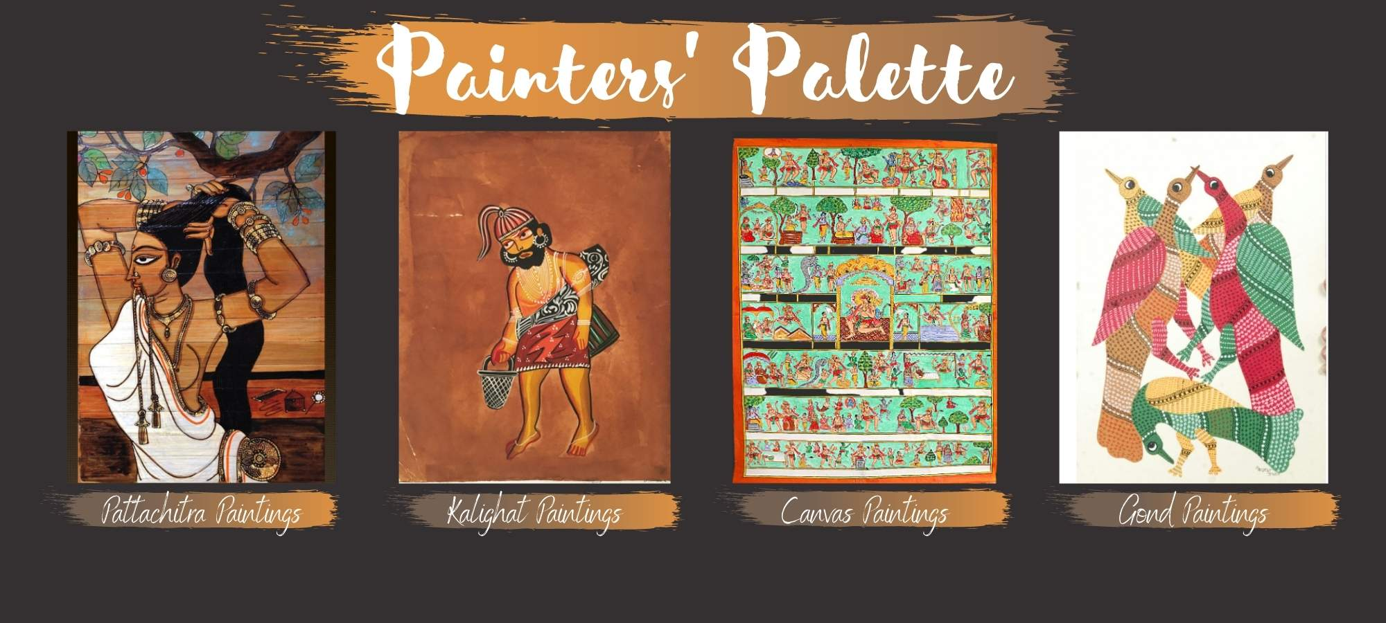 Painters' Palette