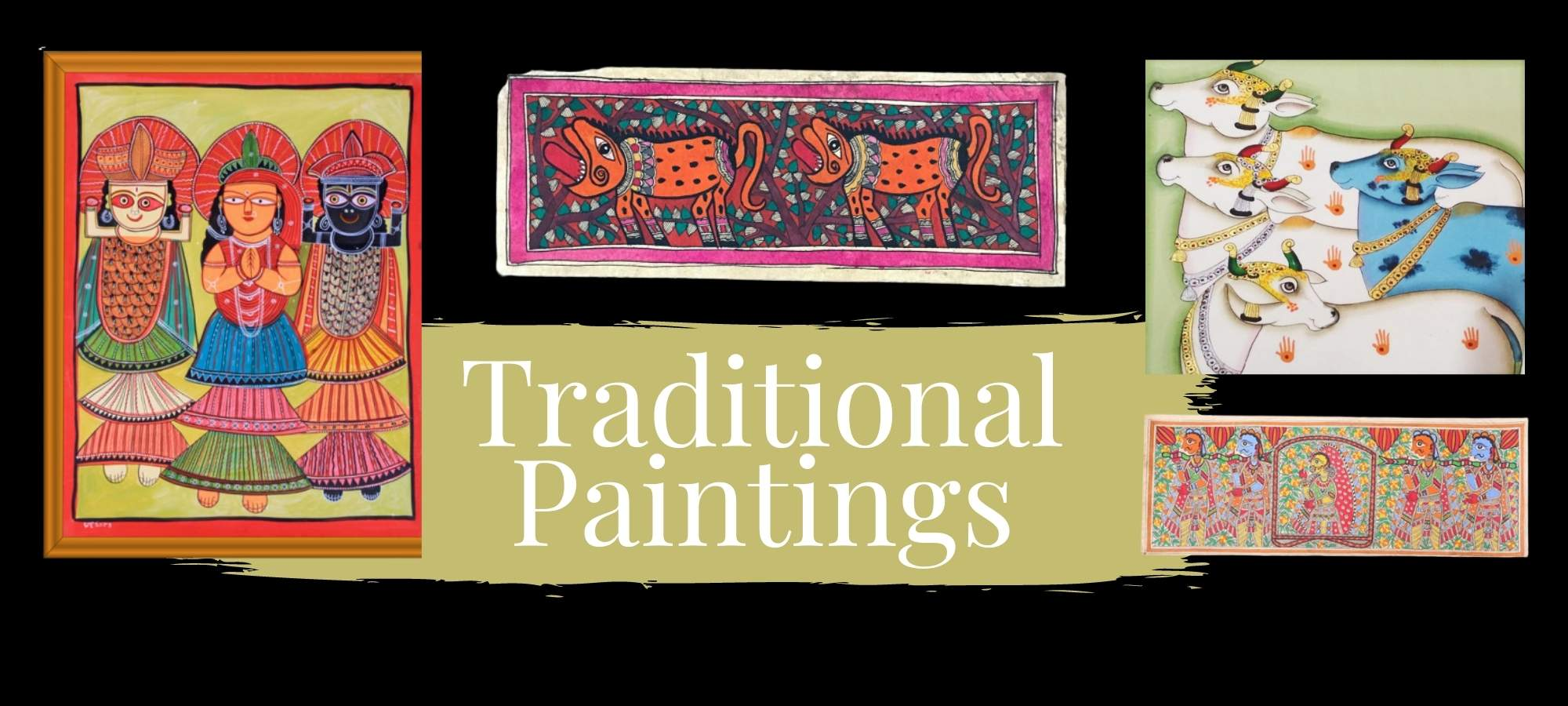Traditional Paintings