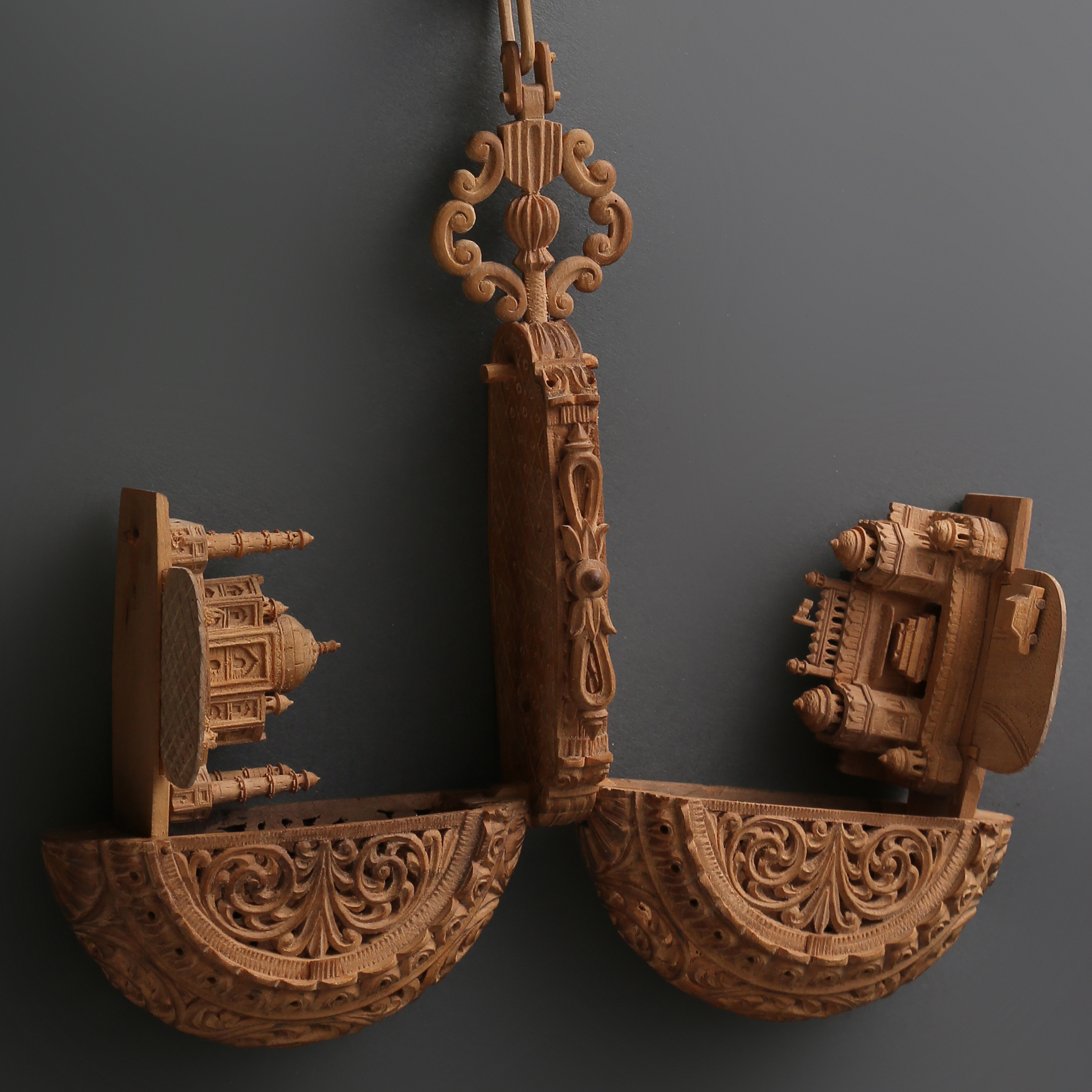 Sandalwood Carving from Rajasthan