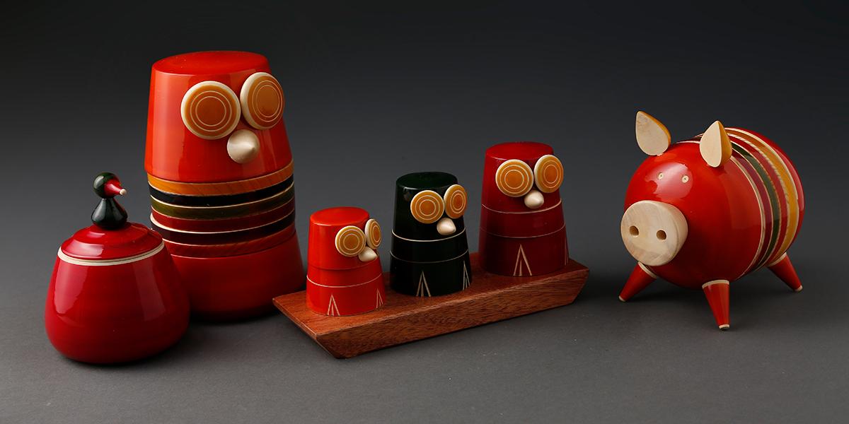 Lacquerware-Channapatna