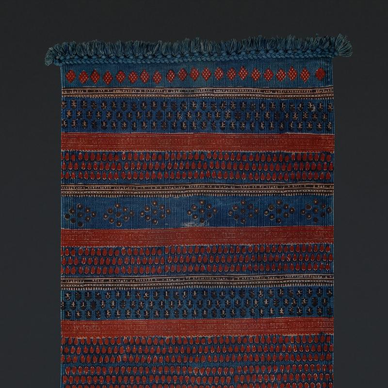 Bagru Dabu Block Printing