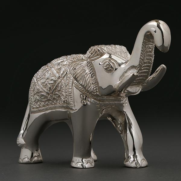Silver Coated Art Brass Ware