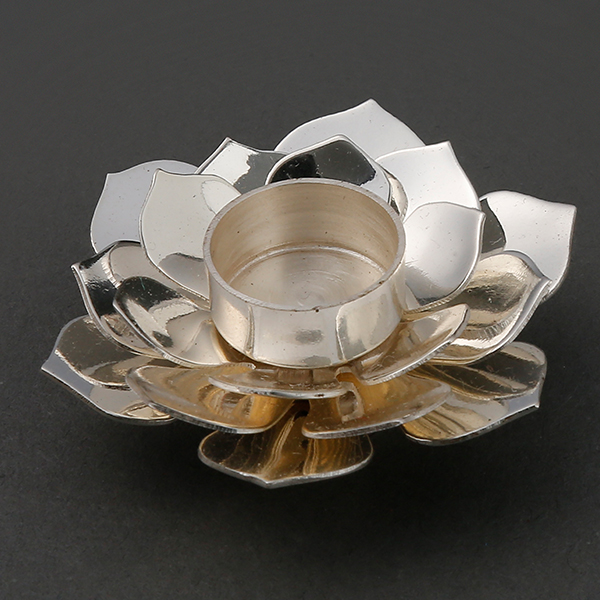 Silver Coated Art Brass Ware