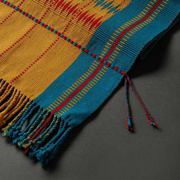 Naga Loin loom Weaving
