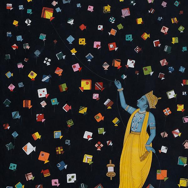 Miniature Painting – Pahari