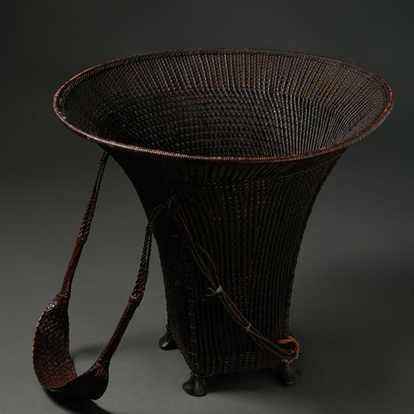 Naga Cane and Bamboo Weaving