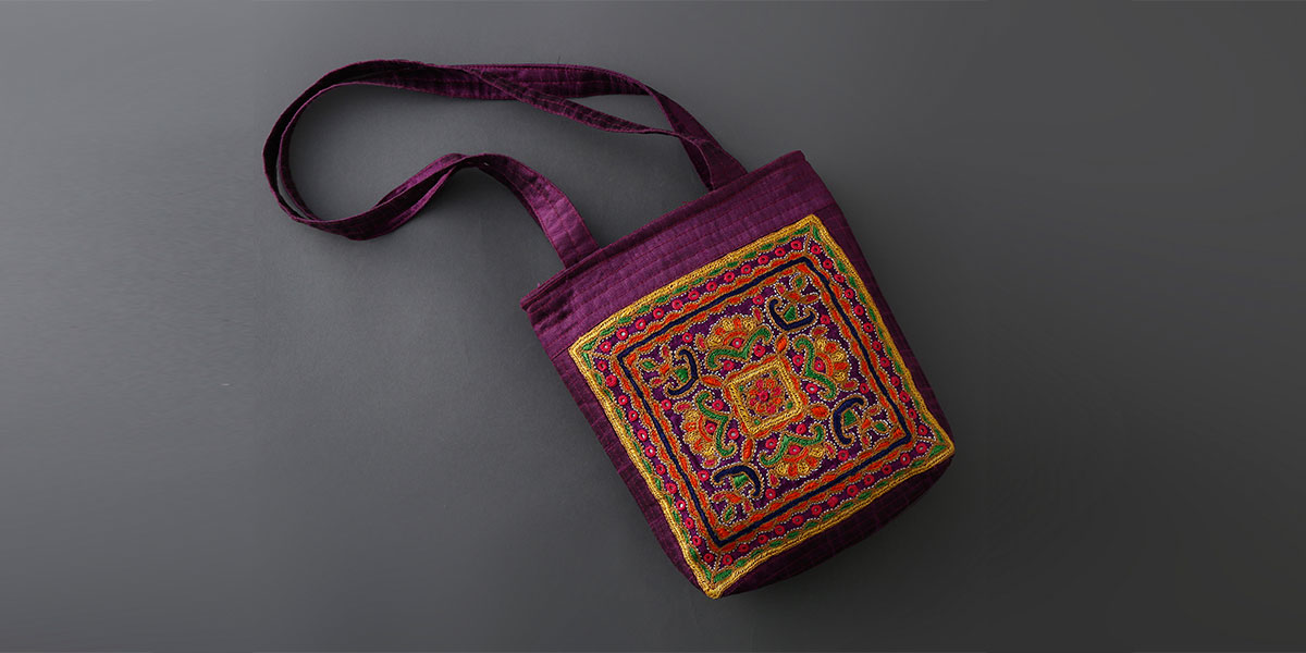 Embroidery from Kutch