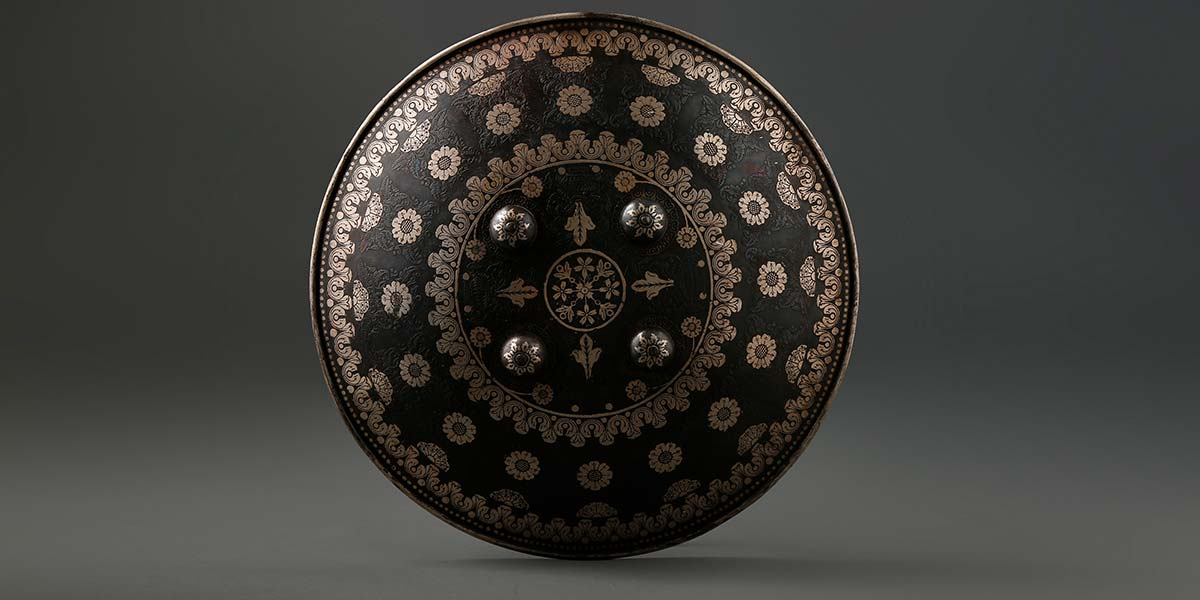Koftgari- Damascening