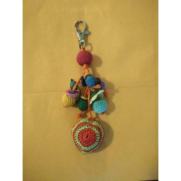 Crochet Keychain