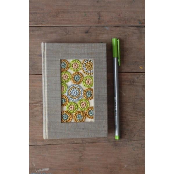 Crochet Notebook A6