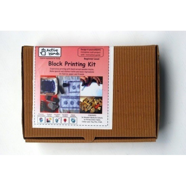 Block Printing Kit