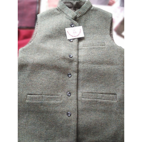 Indian Wool Nehru Jacket