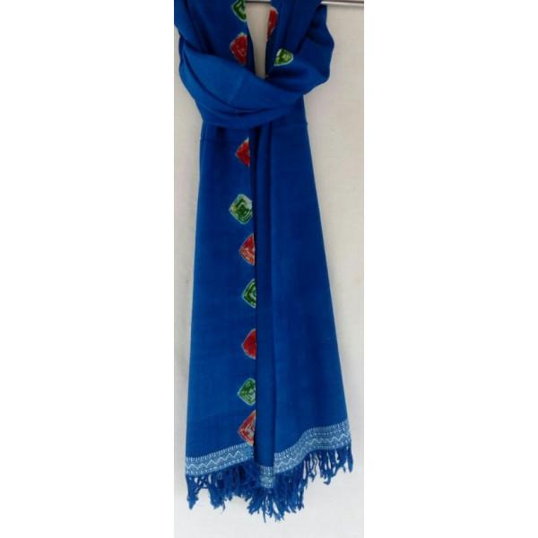 Woolen Tie & Dye Stole