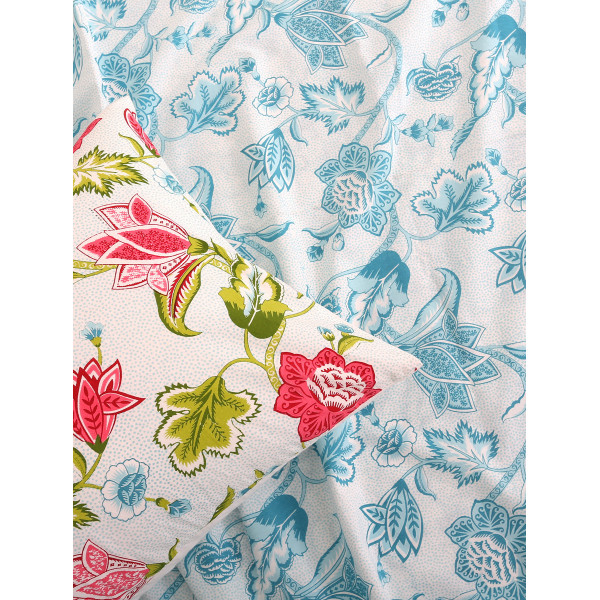 Walk to the Paradise - Colors Single Bedsheet