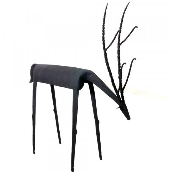 Wrought Iron  Deer