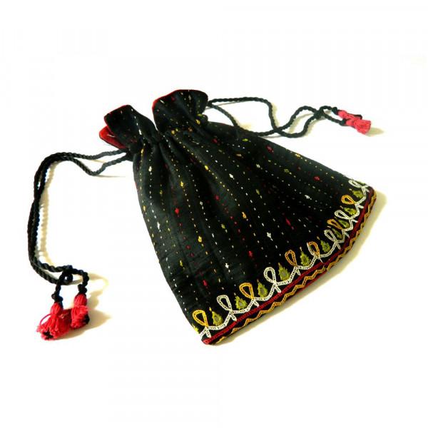 Kala Raksha Rabari Potli Bag