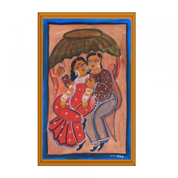 Pattachitra Kalighat Painting