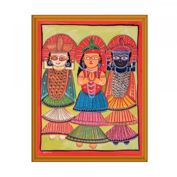 Pattachitra Tribal painting
