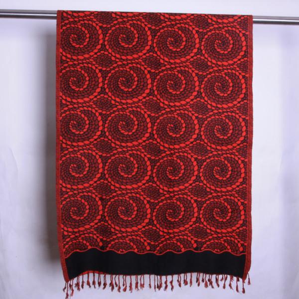 Woolen Jamawar Double Sided Stole