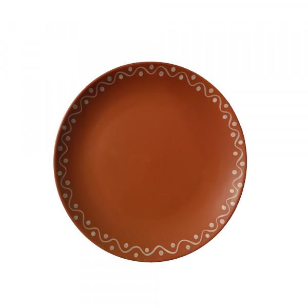 Ceramic Plates ( Set of 6 )
