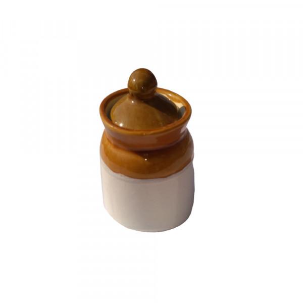 Ceramic Pickle Container