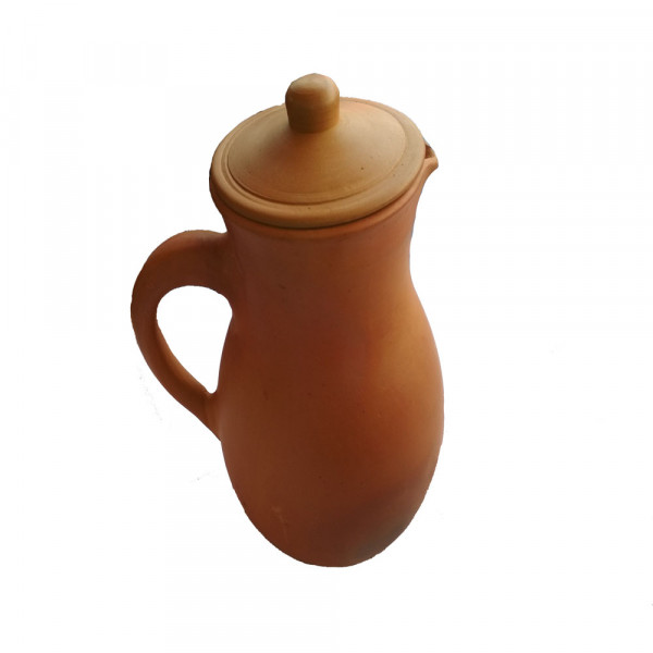 Terracotta Clay Classic Water Jug