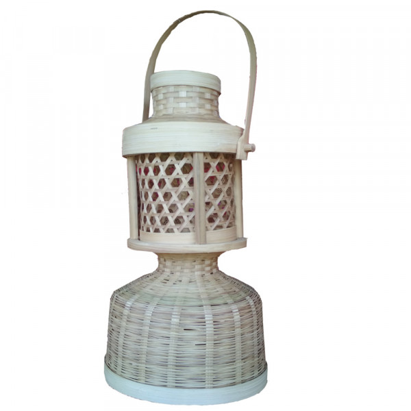 Bamboo Lantern Lamp