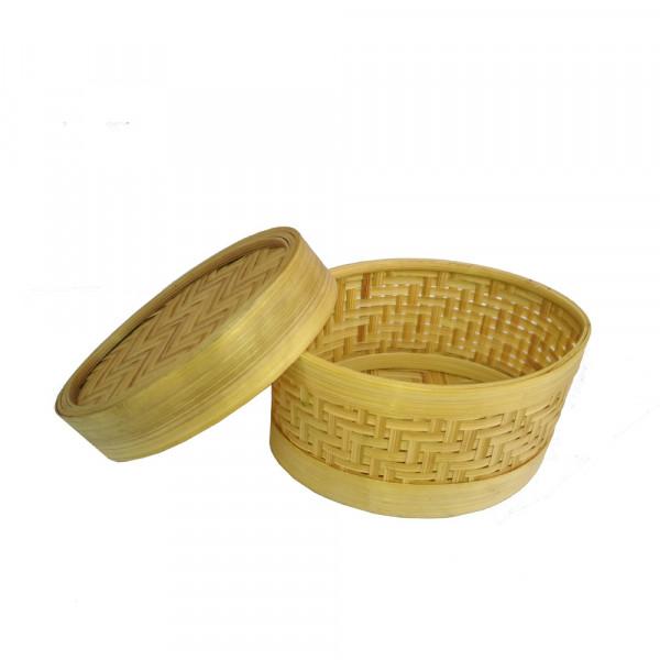 Bamboo Jewellery Box