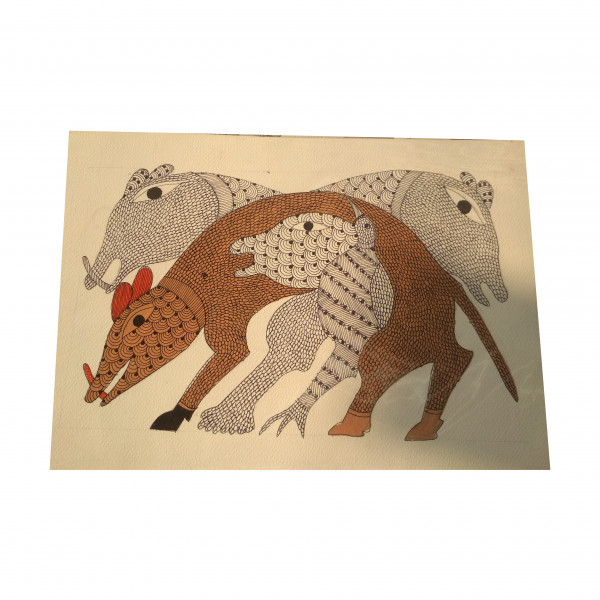 Gond Paintings