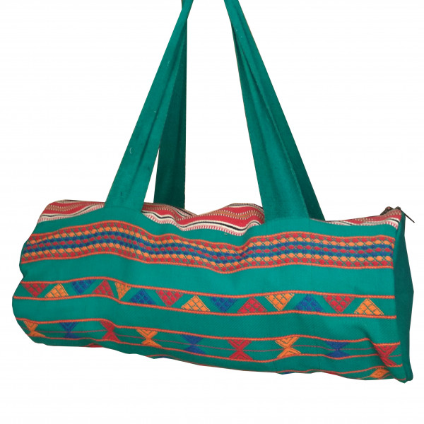 Cotton Weaving Traveling Bags