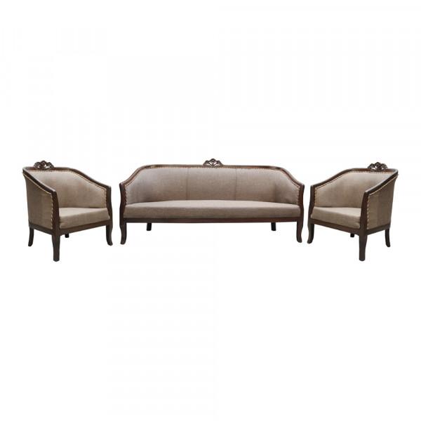 Archit Art Gallery Porto Five Seater Sofa Set