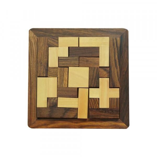 Rifaqat Ali Wooden block game