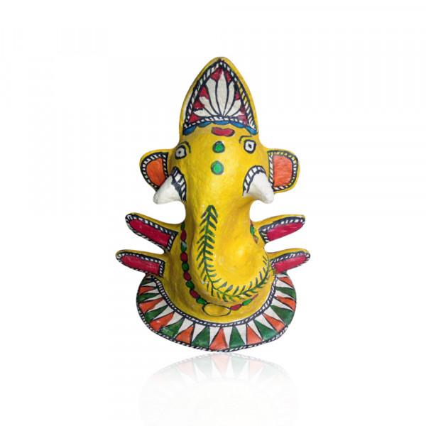 Sunita karna  Paper Mache Ganesha
