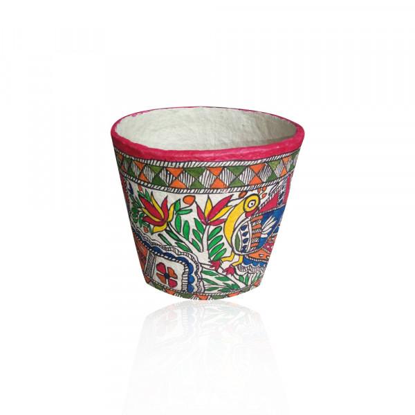 Sunita karna Decorative Paper Mache Basket