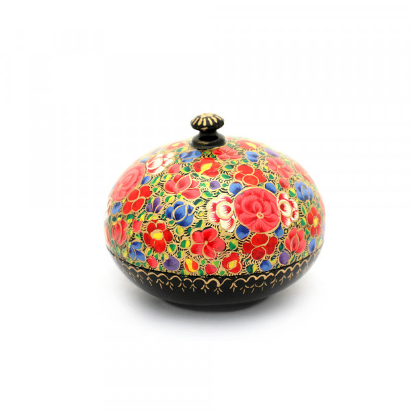 GM DehqaniI,Paper mache Gift box