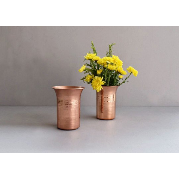 Coppre Handicrafted Tulipa Vase