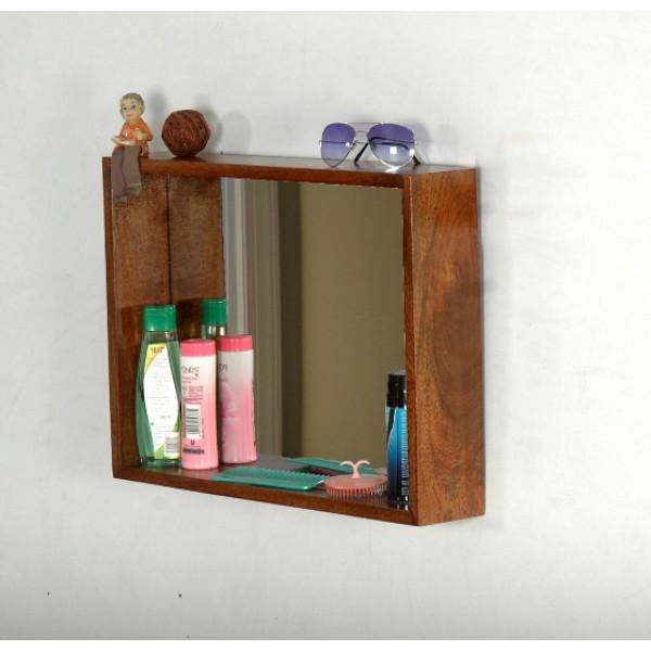 LifeEstyle Mirror Frame With Shelf