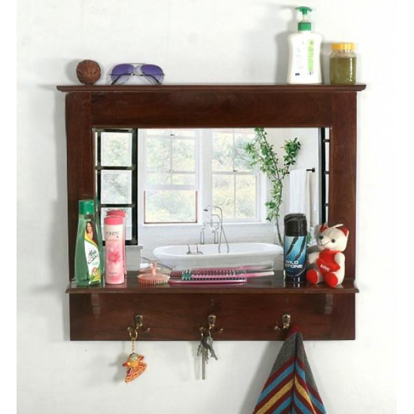 LifeEstyle Dressing Mirror With Shelf