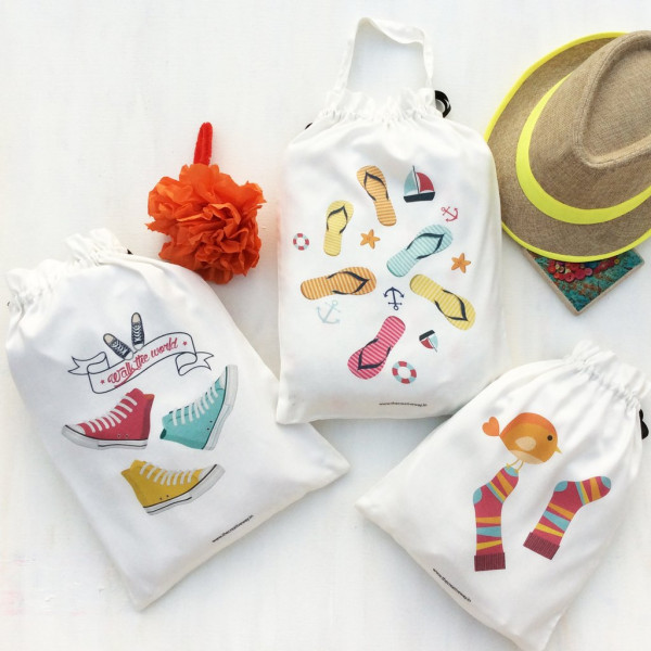 Creative way kids accesory bag
