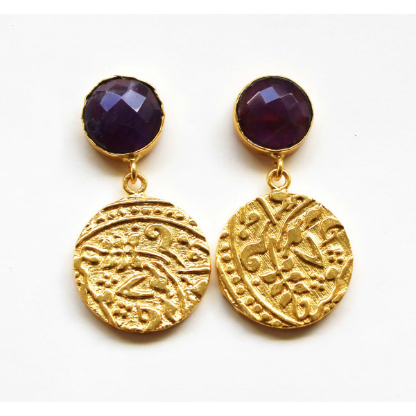 Gharaz by Vishaka Earring