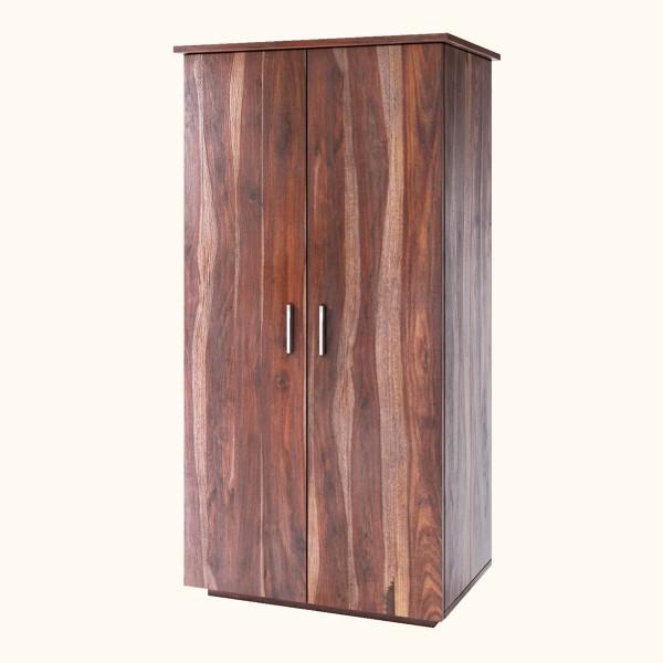 Winston Sheesham Wood Modern Wardrobe