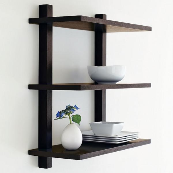 FabFull Florence 3 Tier wall shelf