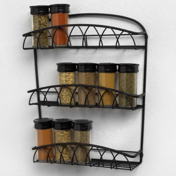 FabFull Brescia 3 tier kitchen shelf