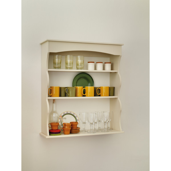 FabFull Multipurpose Wall Shelf