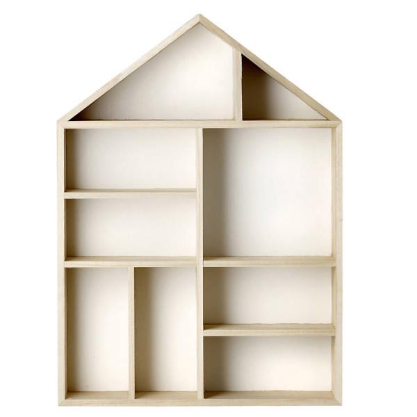 FabFull House Décor Wall Shelf