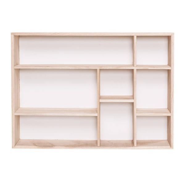 FabFull Clovis Display Wall Shelf