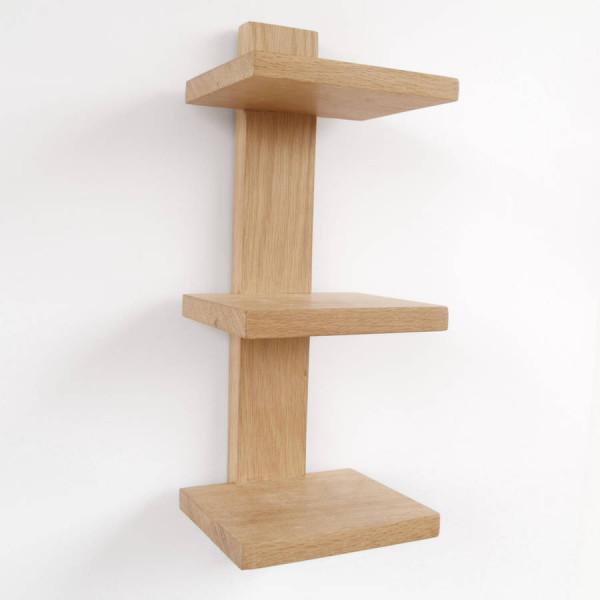 FabFull Colton 3 Tier Wall Shelf