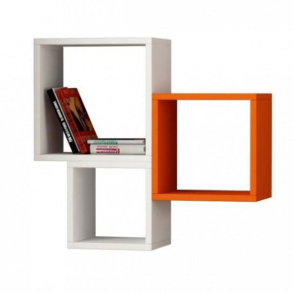 FabFull Wall Shelves set of 3