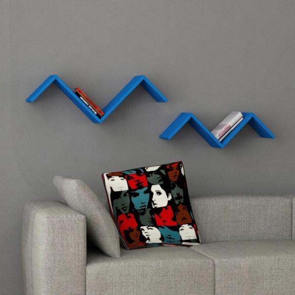 FabFull Bird Wall Shelves set of 2