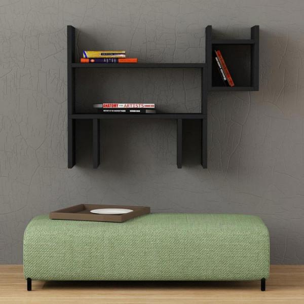 FabFull Kitty Wall Shelf